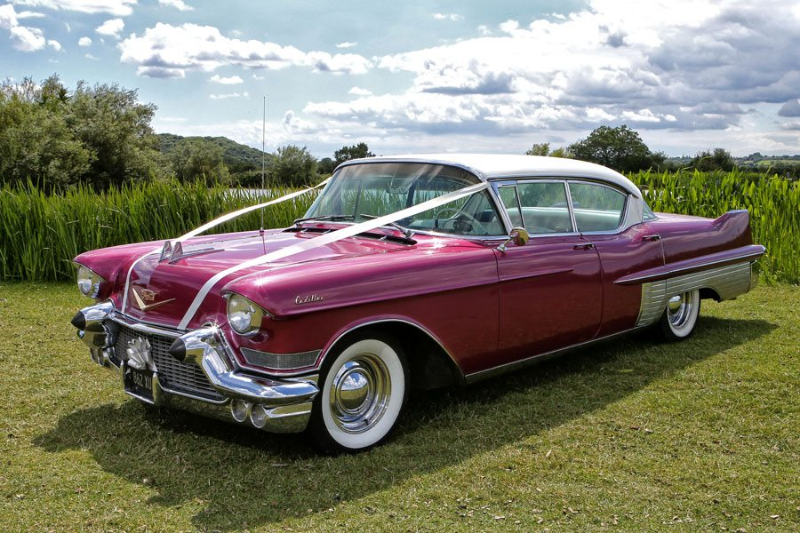 The American Car Hire Cadillac