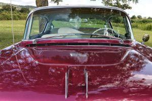 The American Car Hire Cadillac